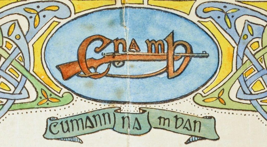 Cumann na mBan Poster