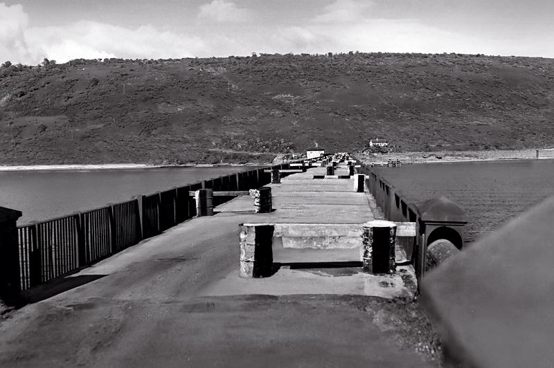 Old Metal Youghal Bridge